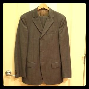 2-piece man suit